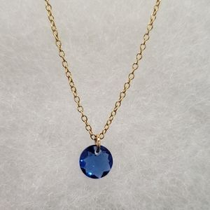 You're A Gem Swarovski crystal necklace